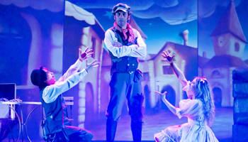 SHERLOCK HOLMES Y EL CUADRO MÁGICO, un musical en 3D