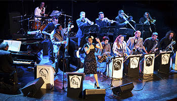 Barcelona Big Blues Band - Rock - A - Bell, Christmas Party