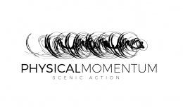 Logotipo de PHYSICAL MOMENTUM / FRANCISCO CÓRDOVA