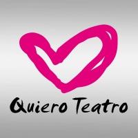 Logotipo de Quiero Teatro. Belén Alvarez distribución y gestión de espectaculos