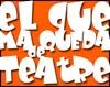 Logotipo de El que ma queda de teatre