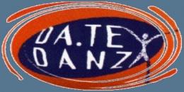 Logotipo de DA.TE Danza