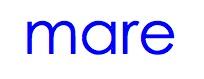 Logotipo de Mare Coordinación Producción
