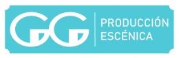 Logotipo de GG Producción Escénica