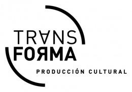 Logotipo de Trans-Forma Producción Cultural