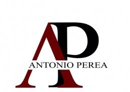 Logotipo de Antonio Perea