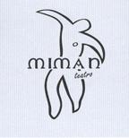 Logotipo de Miman Teatro