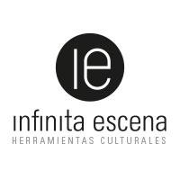 Logotipo de Infinita Escena - herramientas culturales