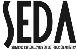 Logotipo de SEDA (Servicios Especializados en Distribución Artística S.L.)