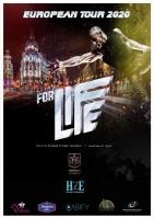 Logotipo de FOR LIFE CAVALIAN CIRQUE BY QUEEN