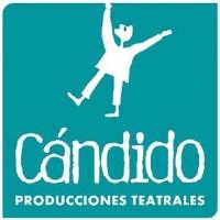Logotipo de CÁNDIDO producciones teatrales