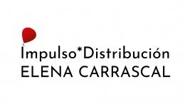 Logotipo de ELENA CARRASCAL Impulso*Distribución