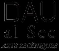 Logotipo de Dau al Sec Arts Escèniques