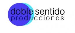 Logotipo de Doble Sentido Producciones