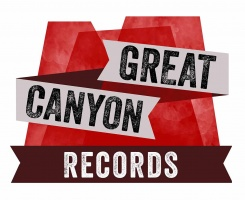 Logotipo de Great Canyon Records
