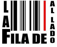 Logotipo de LA FILA DE AL LADO