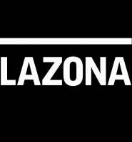 Logotipo de LAZONA