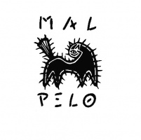 Logotipo de Mal Pelo