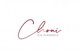Logotipo de Choni Cía. Flamenca