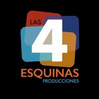 Logotipo de Las 4 Esquinas Producciones