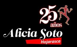 Logotipo de Alicia Soto - Hojarasca