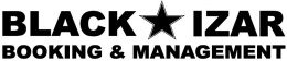 Logotipo de BLACK IZAR  booking & management
