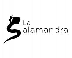 Logotipo de Cia La Salamandra