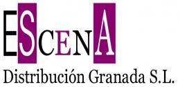 Logotipo de Escena Distribución Granada