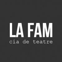 Logotipo de LA FAM Cia de Teatre