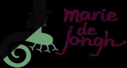 Logotipo de Marie de Jongh