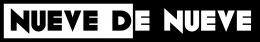 Logotipo de Nueve de Nueve