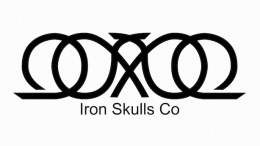 Logotipo de Iron Skulls Co