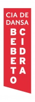 Logotipo de Bebeto Cidra, Cía de Danza