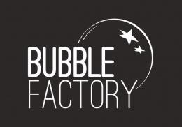 Logotipo de Bubble Factory