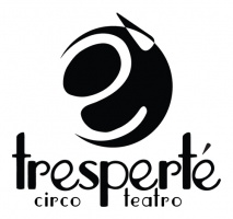 Logotipo de TRESPERTÉ CIRCO TEATRO