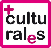 Logotipo de + CULTURALES