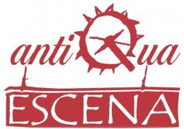 Logotipo de Antiqua Escena