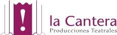 Logotipo de La Cantera Producciones Teatrales