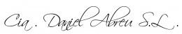 Logotipo de Cía. Daniel Abreu