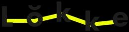 Logotipo de Lokke | Olatz de Andrés