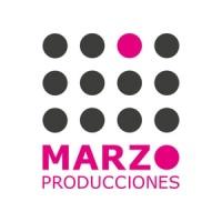 Logotipo de MARZO PRODUCCIONES ARTÍSTICAS