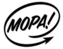 Logotipo de Mopa Producciones