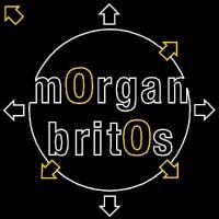 Logotipo de Morgan Britos