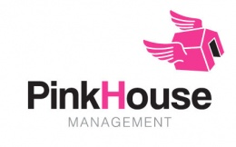 Logotipo de Pink House Management