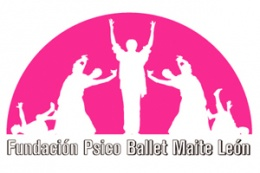 Logotipo de Fundación Psico Ballet Maite León (Fritsch Company, Compañía Psico Ballet y Compañía Contemporáneos)