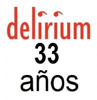 Logotipo de Delirium Teatro