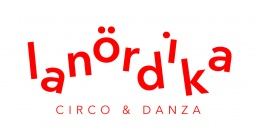 Logotipo de LANÖRDIKA circo&danza