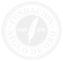 Logotipo de FUNDACION SIGLO DE ORO