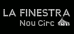 Logotipo de La Finestra Nou Circ