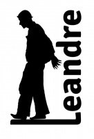 Logotipo de  Leandre